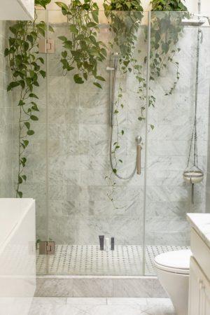 marmeren tegels badkamer