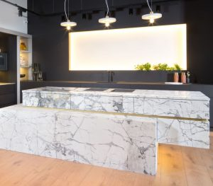 natuursteen keuken